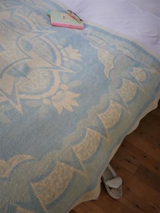 retro design woolen blanket